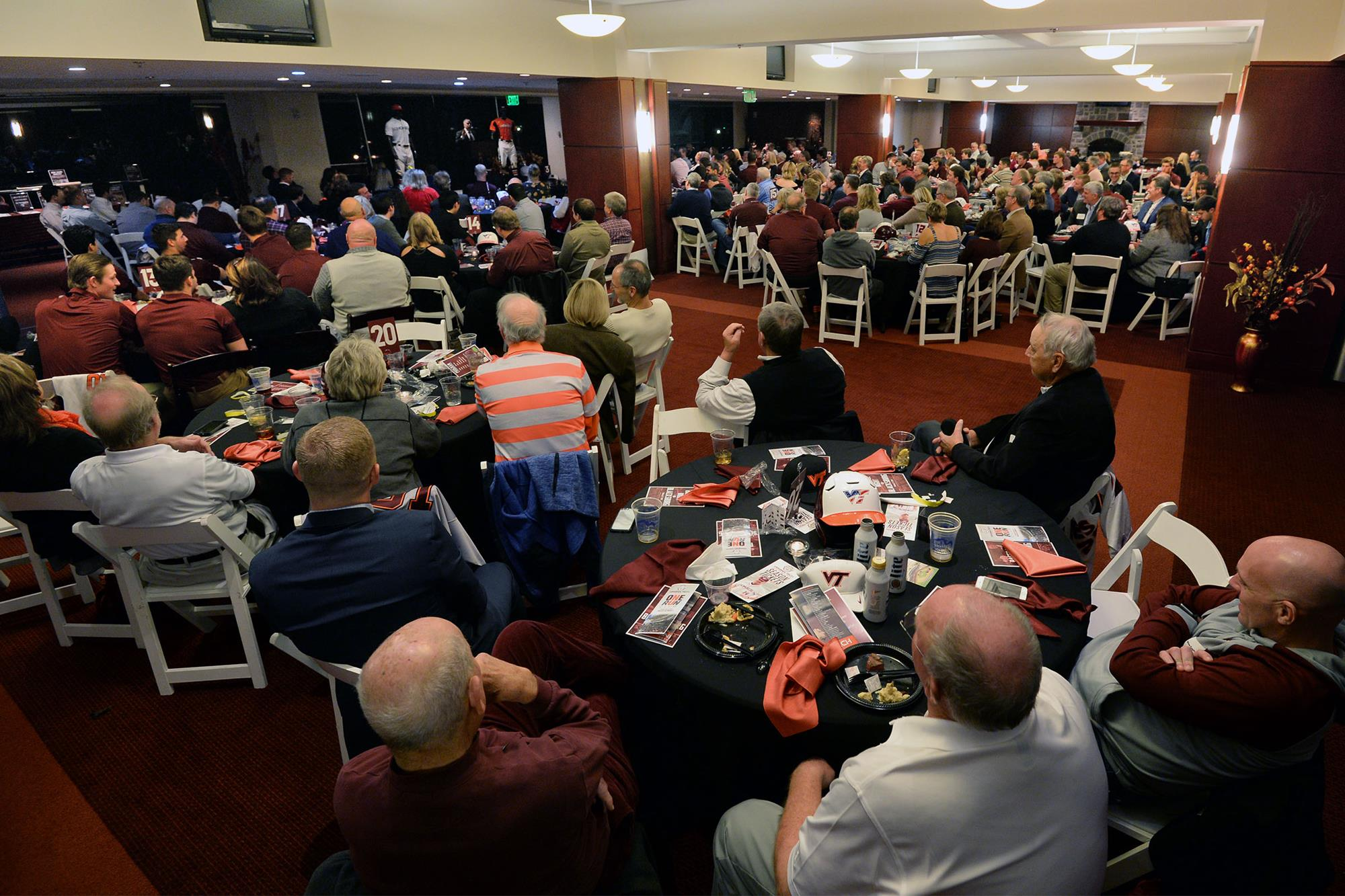 Hokies announce 2019 Baseball Night in Blacksburg event