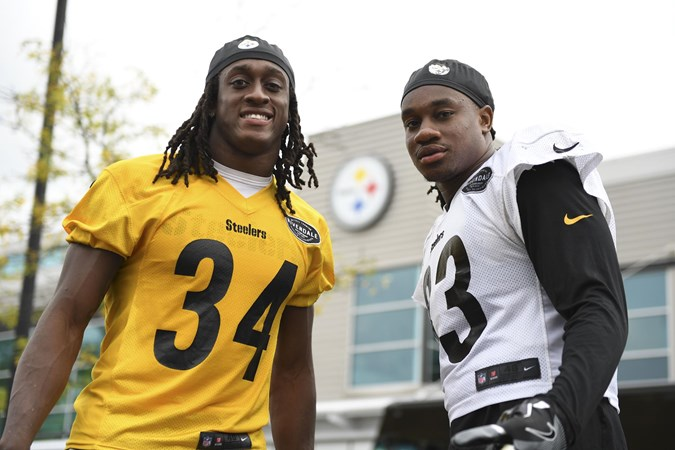 new concept 16741 02531 Edmunds brothers both on 53-man roster in Pittsburgh ...