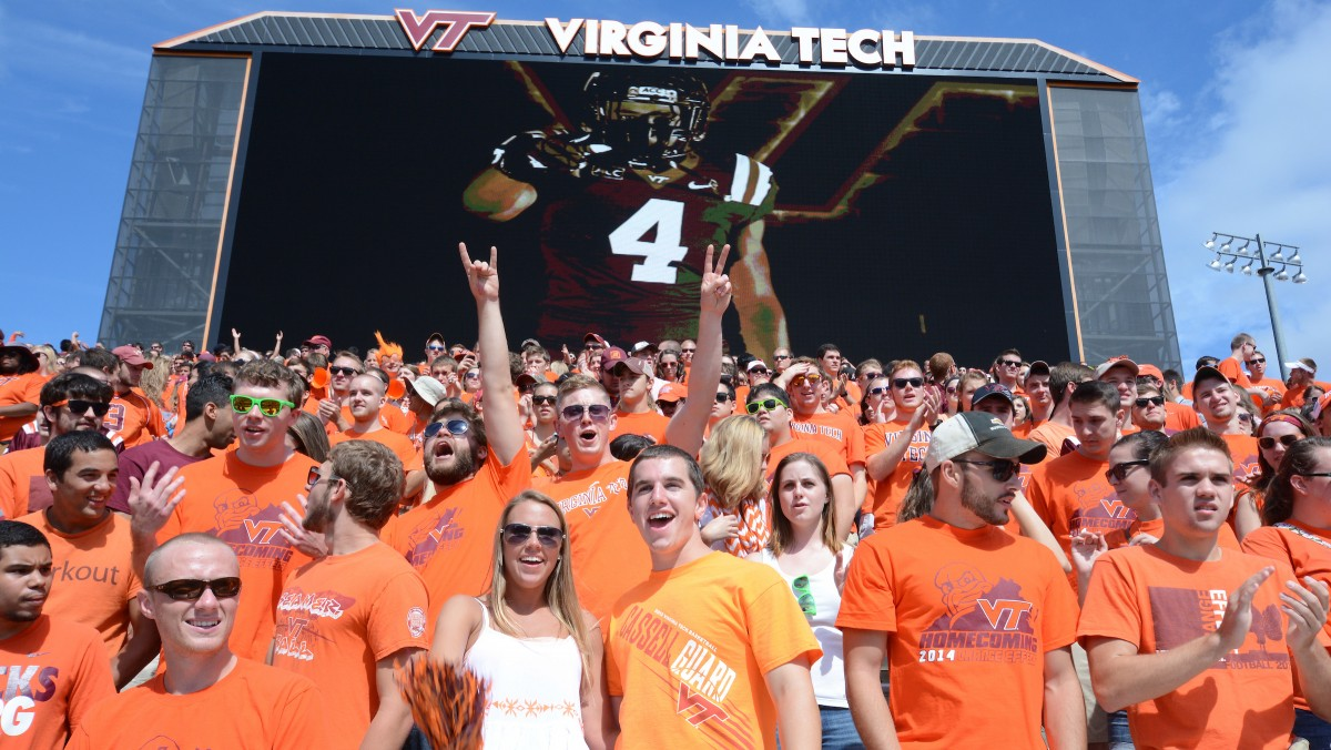 Final Day To Purchase 2018 Virginia Tech Football Student