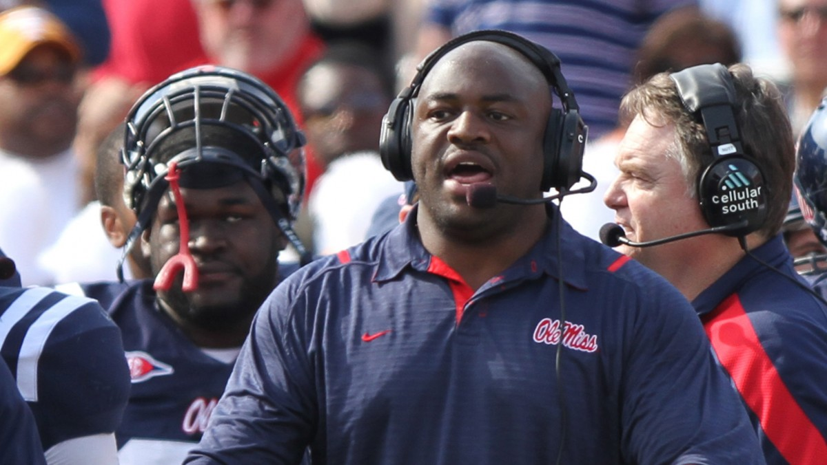 Fuente Hires Tyrone Nix As Techs Safeties Coach Virginia Tech