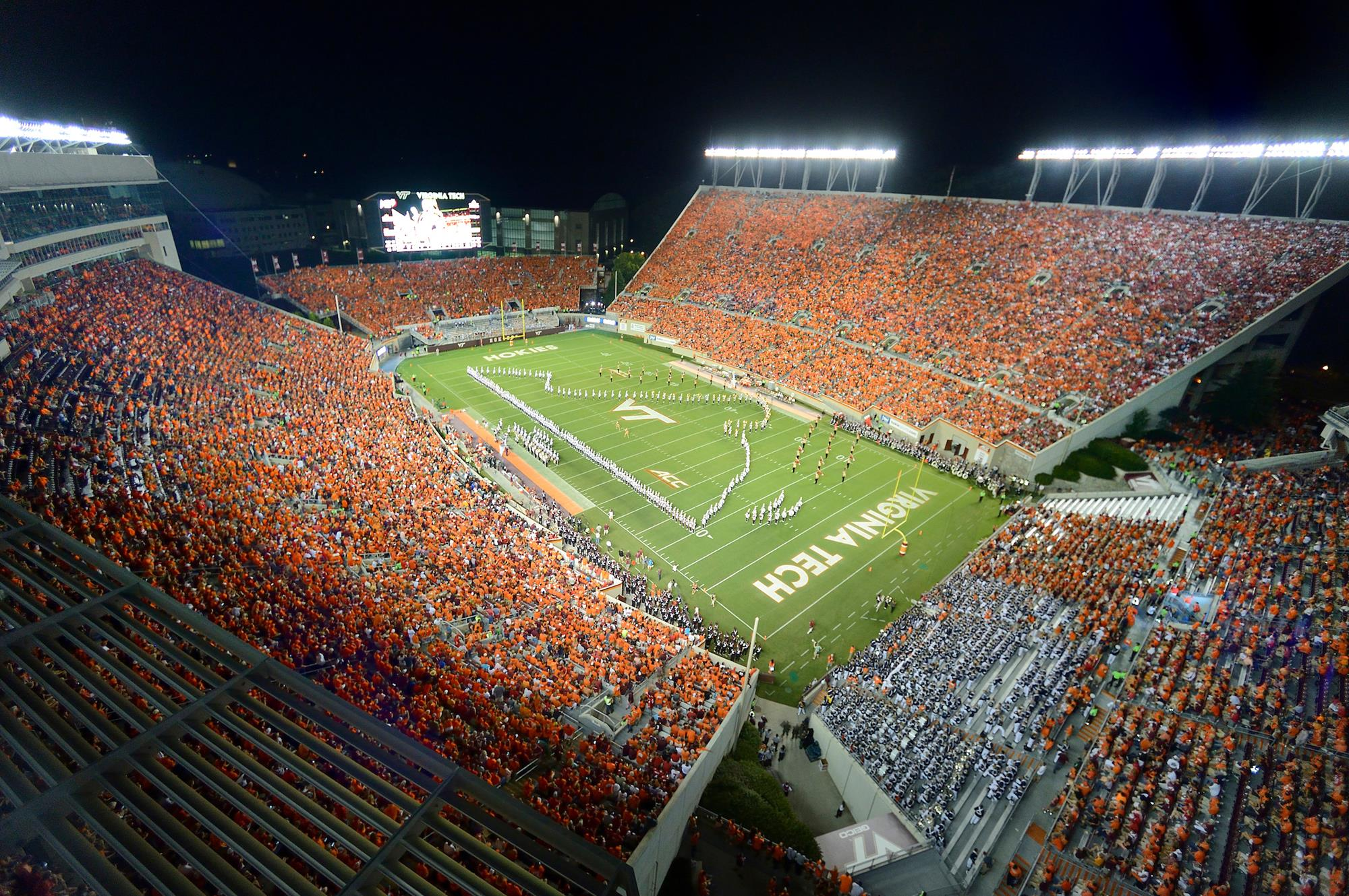 Ticket Options Abound For Virginia Tech Football Fans In