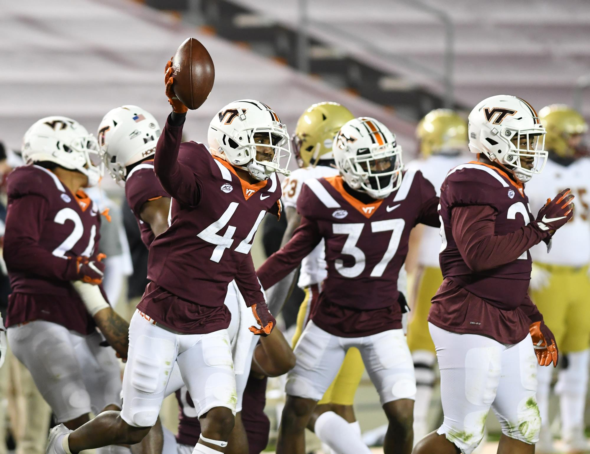 Tech Heads To North Carolina Again Take On Wake Forest Saturday Afternoon Virginia Tech Athletics