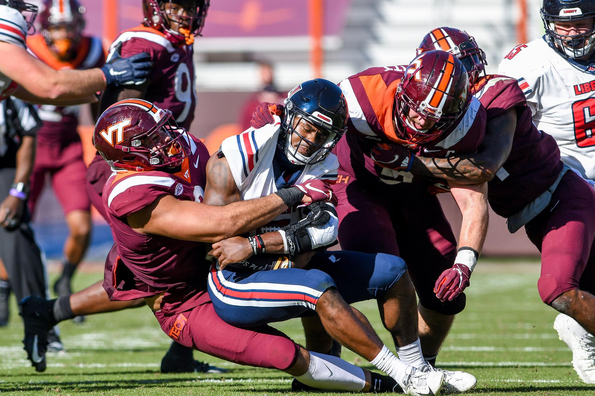 Things To Watch As Virginia Tech Football Attempts To Rebound Against No 9 Miami Virginia Tech Athletics