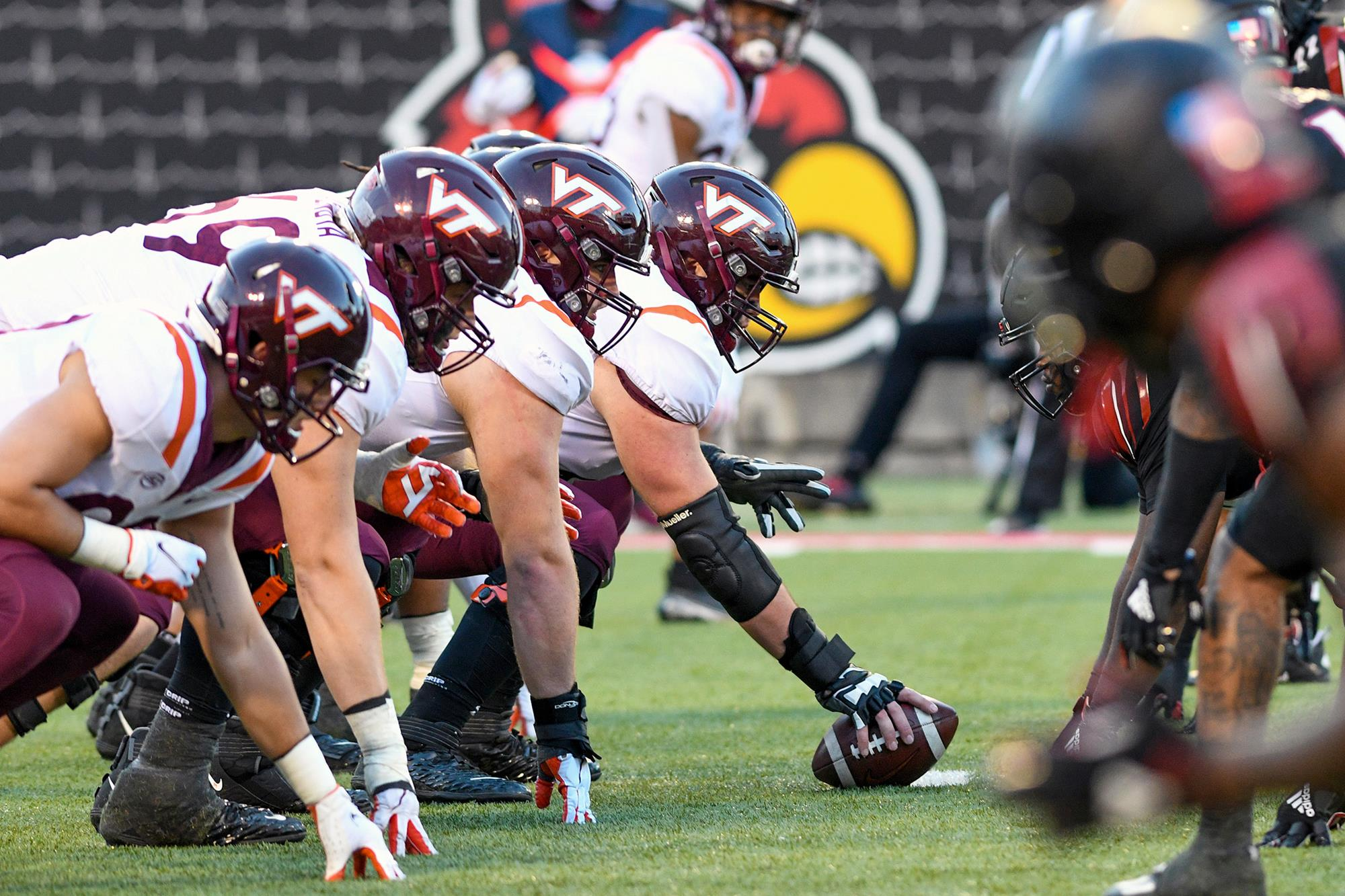 Things To Watch As Virginia Tech Football Gets Set For No 25 Liberty Virginia Tech Athletics